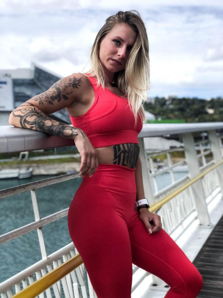 origin femme full rouge btz